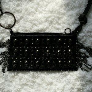 Handbags - Very cool skull crossbody purse